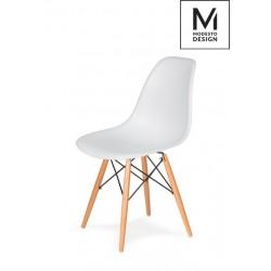 MODESTO krzesło DSW białe -...