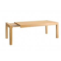 Stół Palio dębowy - boczny...