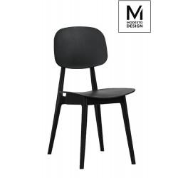 MODESTO krzesło ANDY czarne...