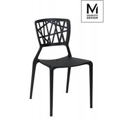 MODESTO krzesło VIND czarne...