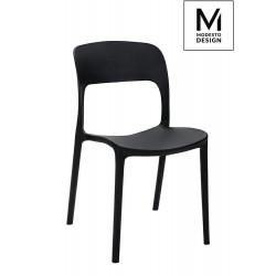 MODESTO krzesło ZING czarne...