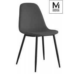 MODESTO krzesło LUCY szare...