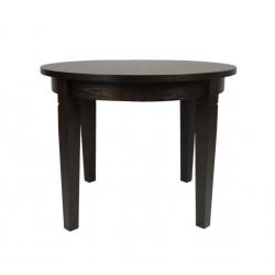 """Stół okrągły """"E"""" dębowy"""