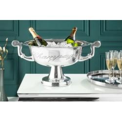 INVICTA CHAMPANGE 65 cm chłodziarka do szampana - aluminium