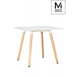 MODESTO stół CONSUL biały -...
