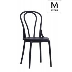 MODESTO krzesło TONI czarne...