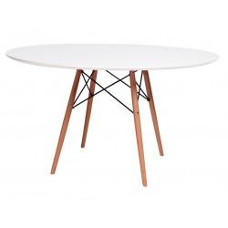 Stół DSW FI 120 biały -...