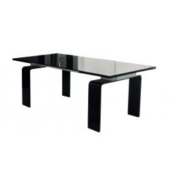 Stół szklany ATLANTIS BLACK...
